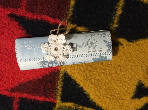 Посылка на Китайский новый год от Снегурочки Обмен подарками, Сообщество ремонтеров, Тайный Санта, Тайная снегурочка, Длиннопост