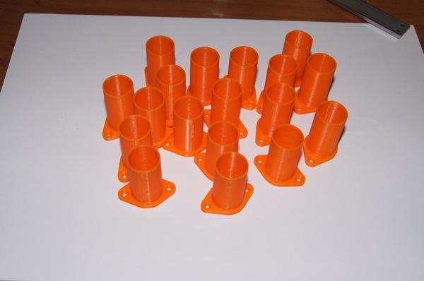 Запчасти на 3д принтере Длиннопост, 3D принтер, Кастом, 3d печать