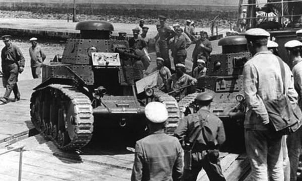 Оружие победы. (Часть 9) Великая Отечественная война, Оружие победы, Чтобы помнили, т-18, Танки, Длиннопост