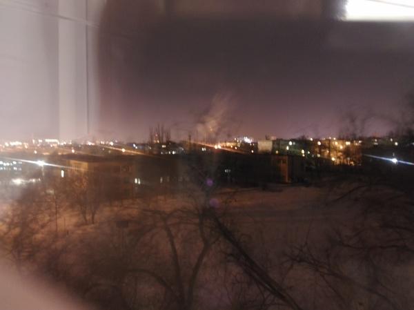 Ночной город Фотография, Asus ZenFone 2 Laser, Моё