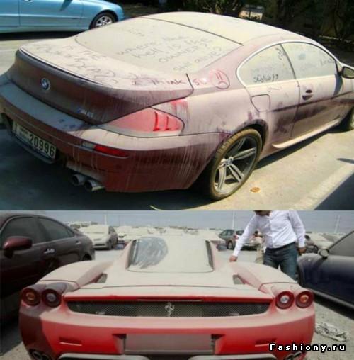 Надо срочно спасать Дубаи. Выезжаю! люксовые авто, Дубай, заброшенные авто, проблема, длиннопост