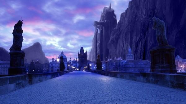 Город альтернативной реальности (1) Фотошоп мастер, Коллаж, Загадка