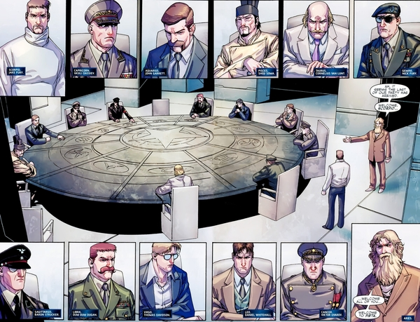 Факты об антигероях: Джон Гарретт и Грант Уорд Супергерои, Суперзлодеи, Антигерои, Marvel, Агенты щит, Комиксы-Канон, Длиннопост