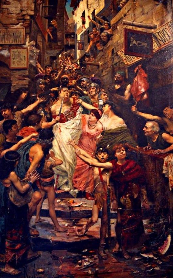 Император - опасная профессия история, древний рим, длиннопост
