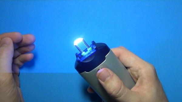 Как сделать электрошокер как сделать, электрошокер, своими руками, длиннопост