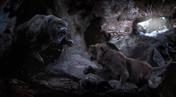 Звери ушедших времен, часть 2 Интересное, познавательно, арт, палеонтология, иллюстрации, наука, Велизар Симеоновски, прошлое, длиннопост