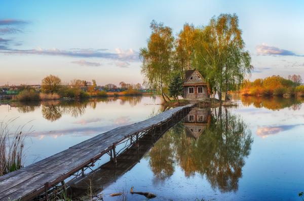 Сказочный домик Фотография, Красота