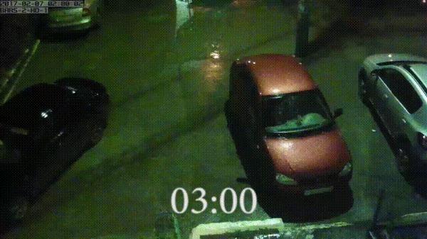 Зима по Астрахански Зима, Дождь, Снег, Астрахань, Гифка