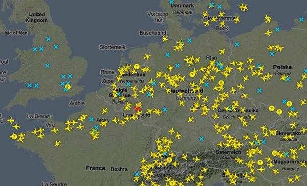 """Как сделать """"авиарадар"""" дома RTL-SDR, радар, рукожоп, сделай сам, самолет, flightradar24, длиннопост"""