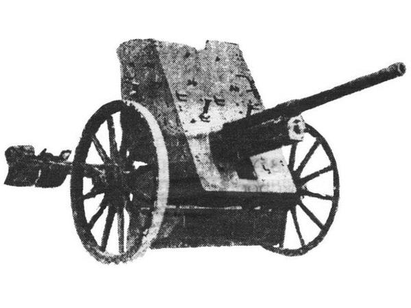 Оружие победы (Часть 12) Великая Отечественная война, Оружие победы, Чтобы помнили, Противотанковая пушка