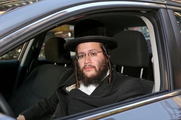 В такси такси, еврей, жлоб