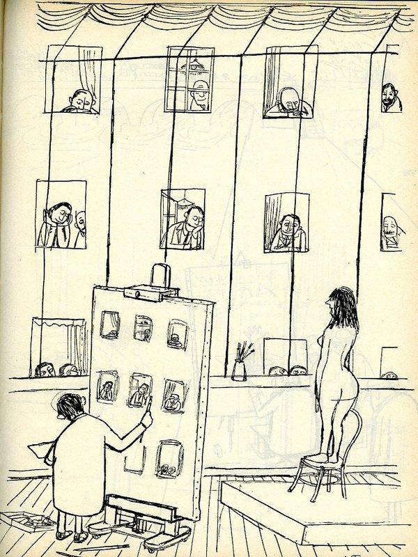 Художник не может без провокации