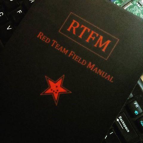 Справочник для пентестера. RTFM, человек, пентестер
