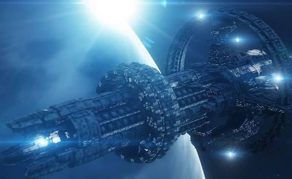 Звездолеты Звездолеты, космос, будущее, длиннопост