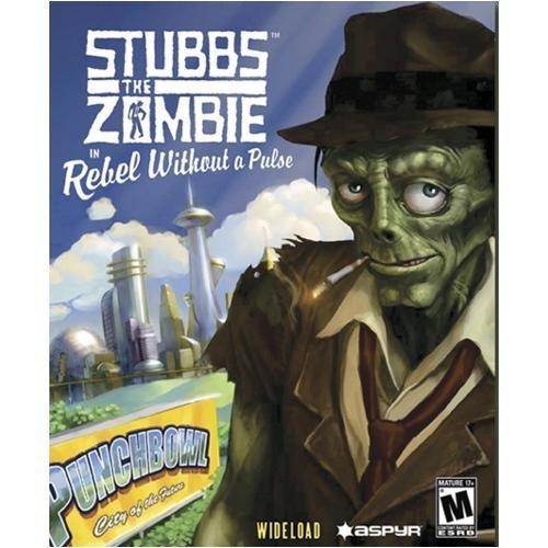 Stubbs the Zombie. Любовь после смерти. Stubbs the Zombie, Игры, Зомби, Оригинально, Забытое, Длиннопост