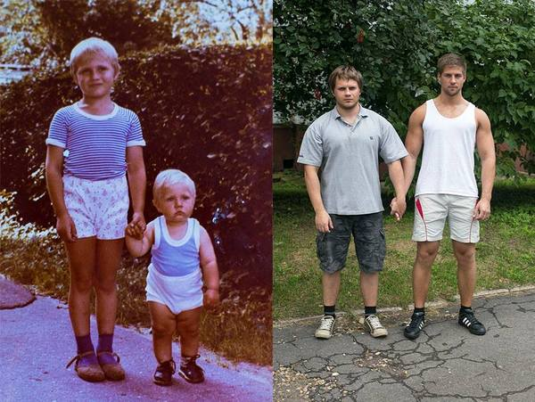 Трансформация длинной в 20 лет!