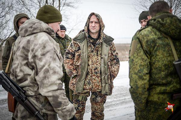 Захар Прилепин собрал в ДНР свой батальон Политика, Донбасс, Украина, Захар Прилепин, комсомольская правда, длиннопост