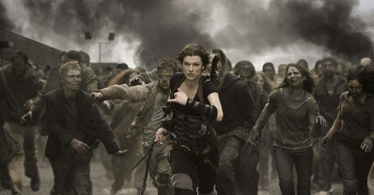 resident evil movies - HD1680×1050
