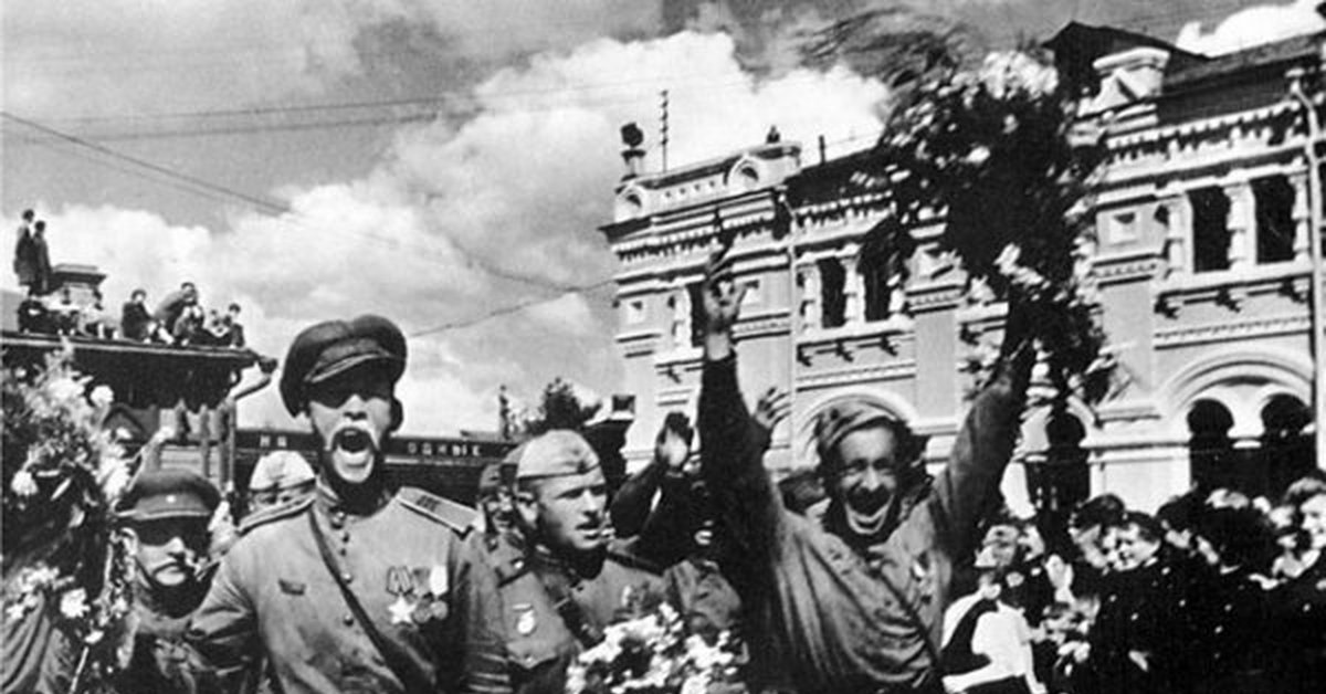 Ростов день освобождения картинки, надписями