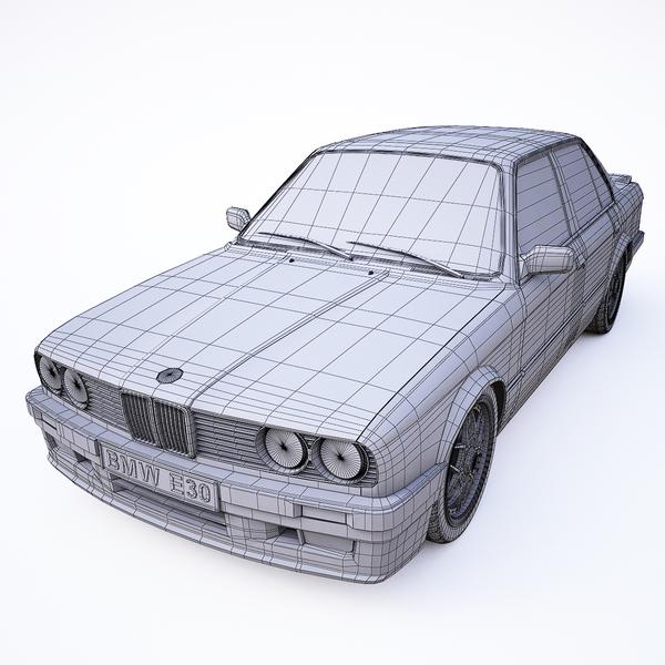 Модель BMW сделанная в 3DMax 3D, CGI Media, Bmw, 3d max