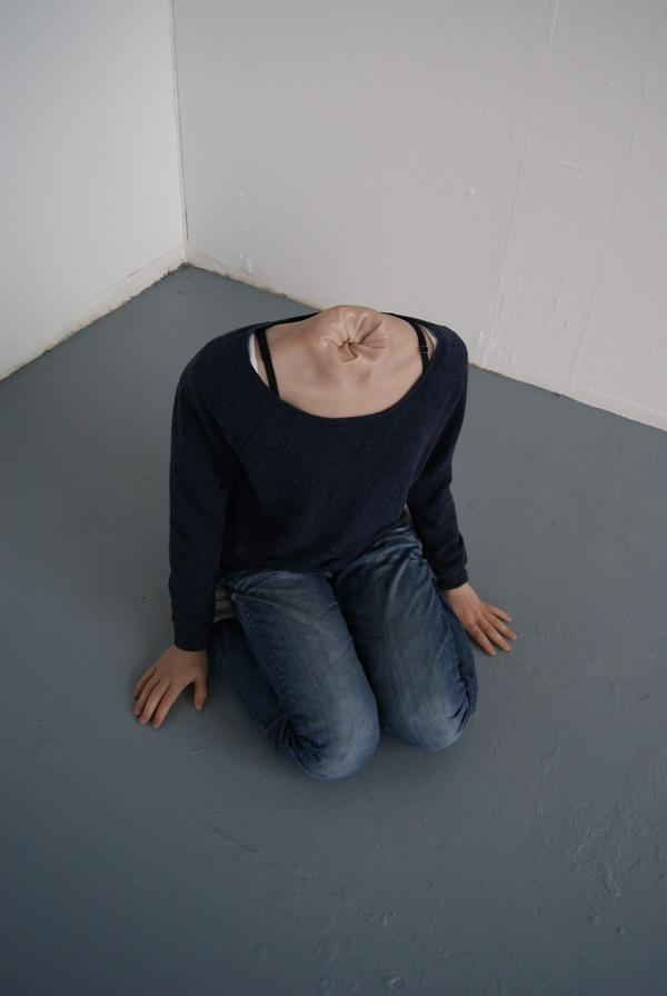 """""""А голову ты дома не забыл?"""" Margriet Van-Breevoort, Современное искусство, скульптура, Искусство"""