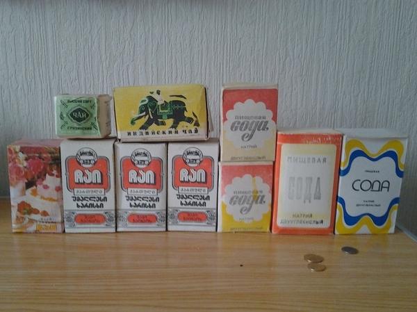 Тот самый чай... Тот самый вкус... чай, Союз, ностальгия, находка, длиннопост