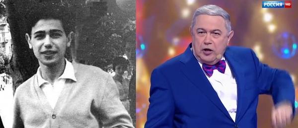 Российские юмористы тогда и сейчас. юмор, артист, тогда и сейчас, юморист, длиннопост