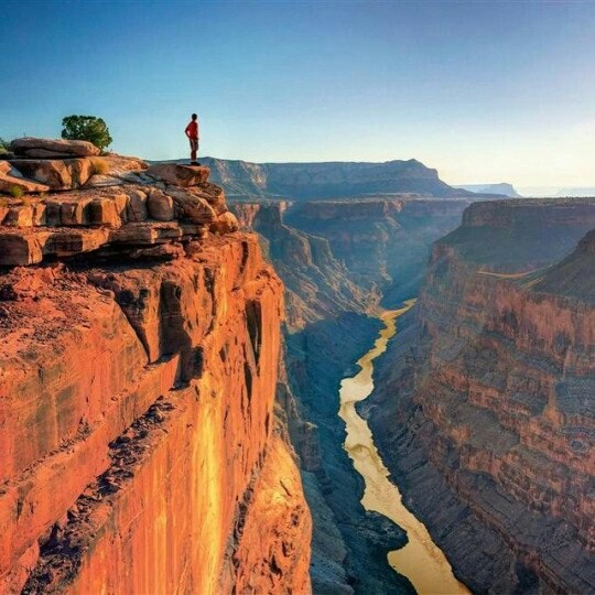 the many ideas of how the grand canyon was formed
