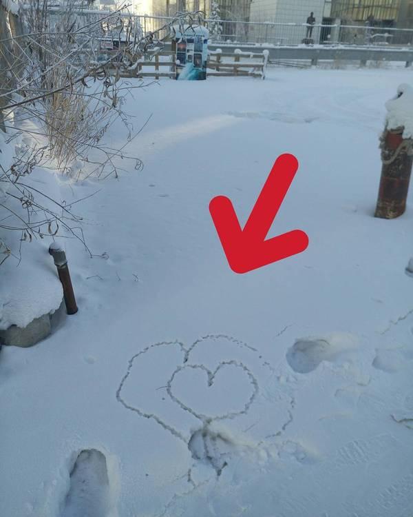 В Якутске тоже есть романтики