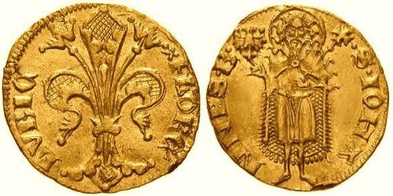 мелкая английская монета