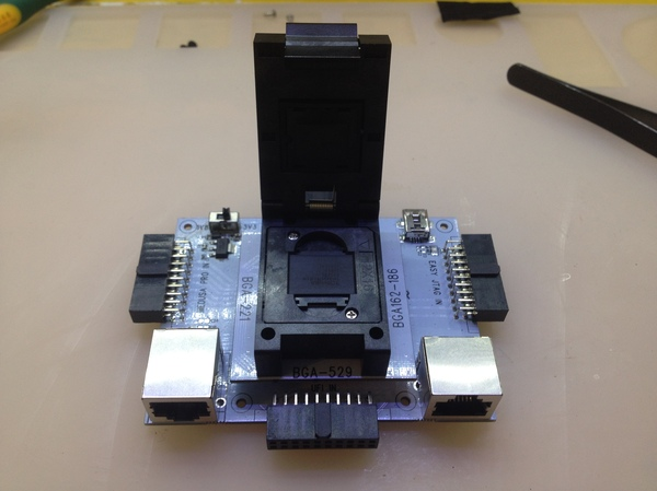 Вытягиваем данные с убитого в хлам Sony Xperia Tablet Z Ремонт техники, Sony, Планшет, Планшет вдребезги, Emmc, Восстановление данных, Z3x, Длиннопост