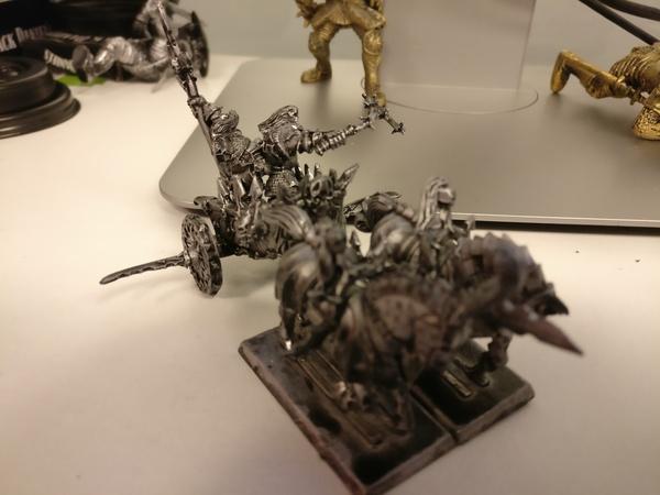 Колесницы Хаоса Warhammer 40k, Солдатики, Счастье, Длиннопост