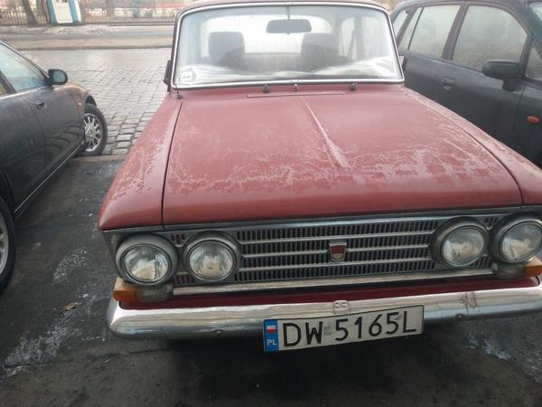 Москвич в Польше Москвич, Авто, Польша, СССР, Раритет