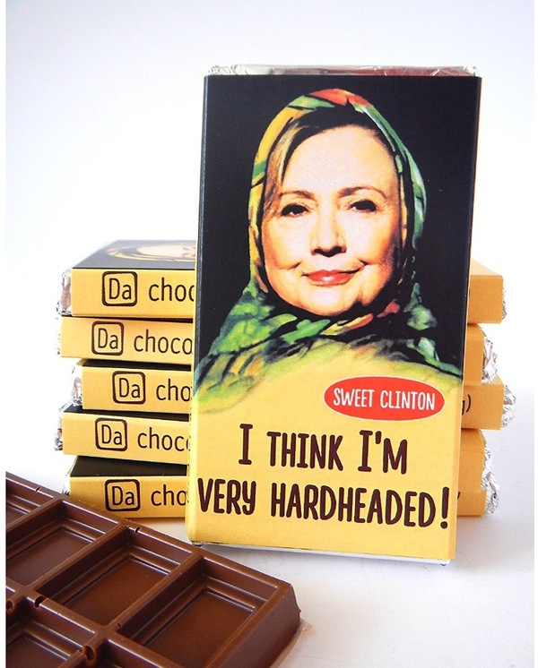 Политический шоколад Политика, Шоколад, Фотожаба, Клинтон