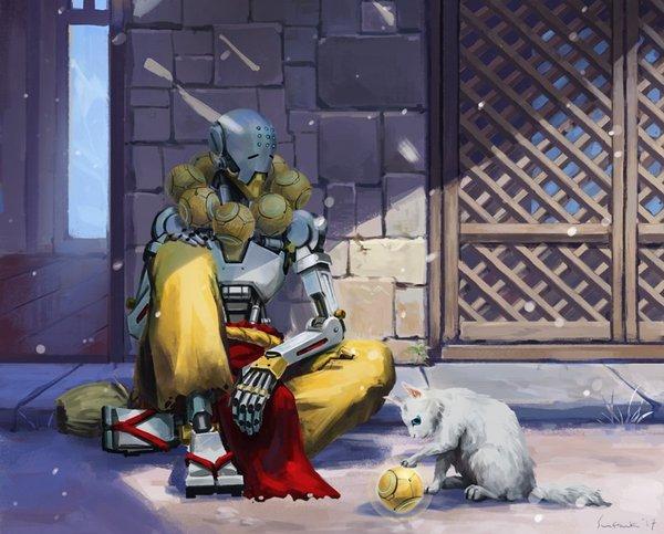 Если кому то было слишком мало котиков в ленте