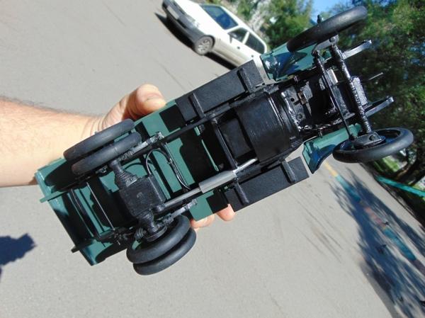 АМО Ф15 Радиоуправляемая модель из дерева. АМО Ф15, масштабная модель, Радиоуправление, дерево, длиннопост, электронная конверсия, DaimlerMAR, Видео