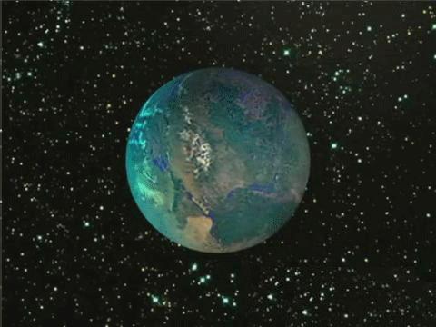 Расширение vs тектоника. наука, Расширение Земли, тектоника, земля, Геология, альтернатива, видео, гифка, длиннопост