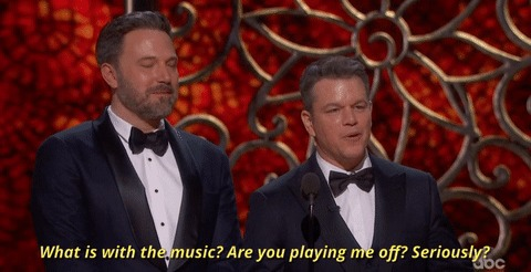 Оскар 2017: Обзор церемонии Оскар, Оскар 2017, Церемония награждения, Актеры, Награждение, Фильмы, Гифка, Длиннопост
