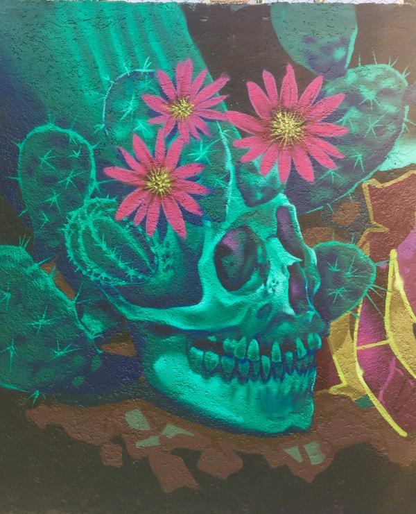 Мексиканского стрит арта пост Мексика, Мехико, Стрит-Арт, Граффити, Урбанизм, Путешествия, Длиннопост