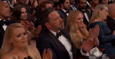 Оскар 2017: Обзор церемонии оскар, Оскар 2017, церемония вручения, актеры, награждение, фильмы, гифка, длиннопост