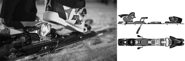 Новый вид спорта. гора Чегет, Горные лыжи, спорт