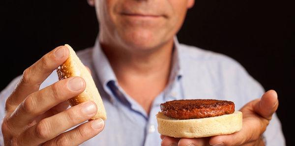 Мясо из пробирки подешевело в 30 000 раз за 4 года Мясо, Искусственное мясо, Еда, Наука, Видео