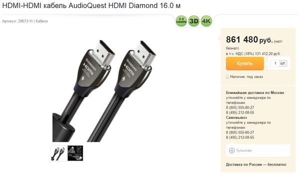 Наверное хороший HDMI Hdmi, Кабель, Компьютер, Цены, Недорого, Магазин, Юмор