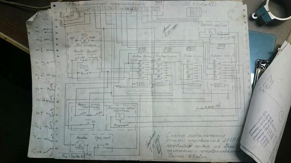 Как я расточной станок оживлял / 2620В Электромеханик, Станок, Апгрейд, Автоматика, Модернизация, Длиннопост