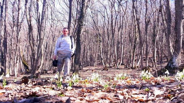 Холодная гора.белогорск. Горы, Белогорск, Фотография, Отдых, Подснежники
