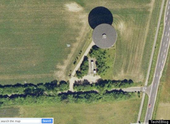 Странные места на Google Maps Google maps, Странности, Длиннопост