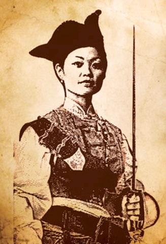 Пираты Чжэн. Китайское безумие. Пираты, История, Китай, Война, Женщина, Семья, Разбойники, Император, Длиннопост