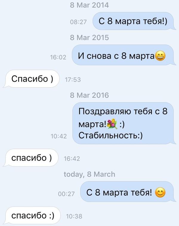 Снова этот день 2 8 марта, Праздники, Стабильность, ВКонтакте, Переписка