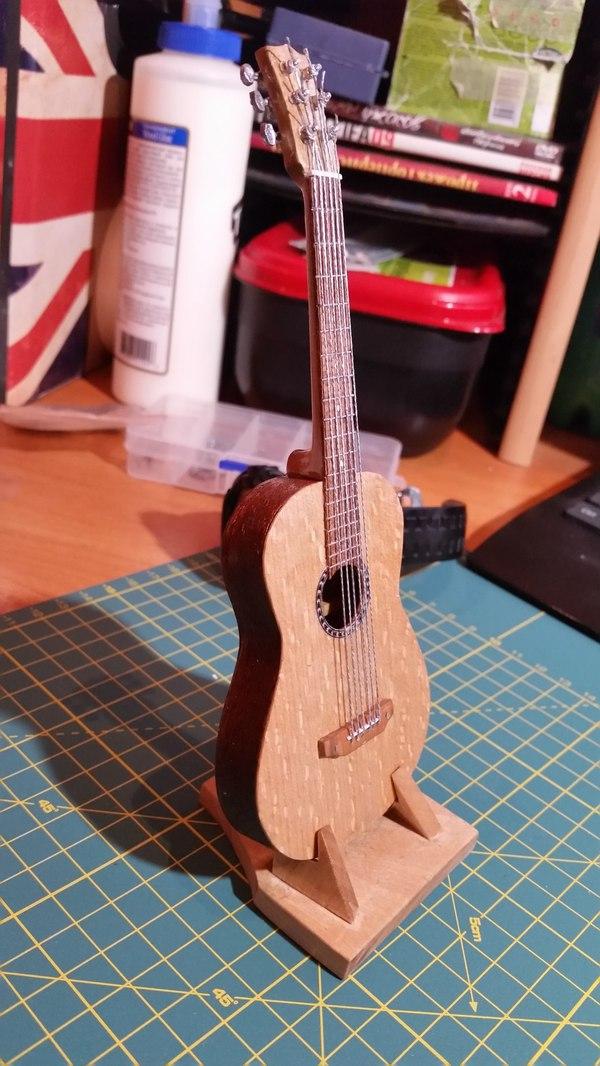 Мини акустические гитары Гитара, Акустическая гитара, Длиннопост