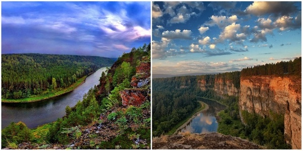9 мест в России, которые не отличить от других знаменитых уголков нашей планеты Россия, Красивые места, Фотография, Спизжно, Длиннопост